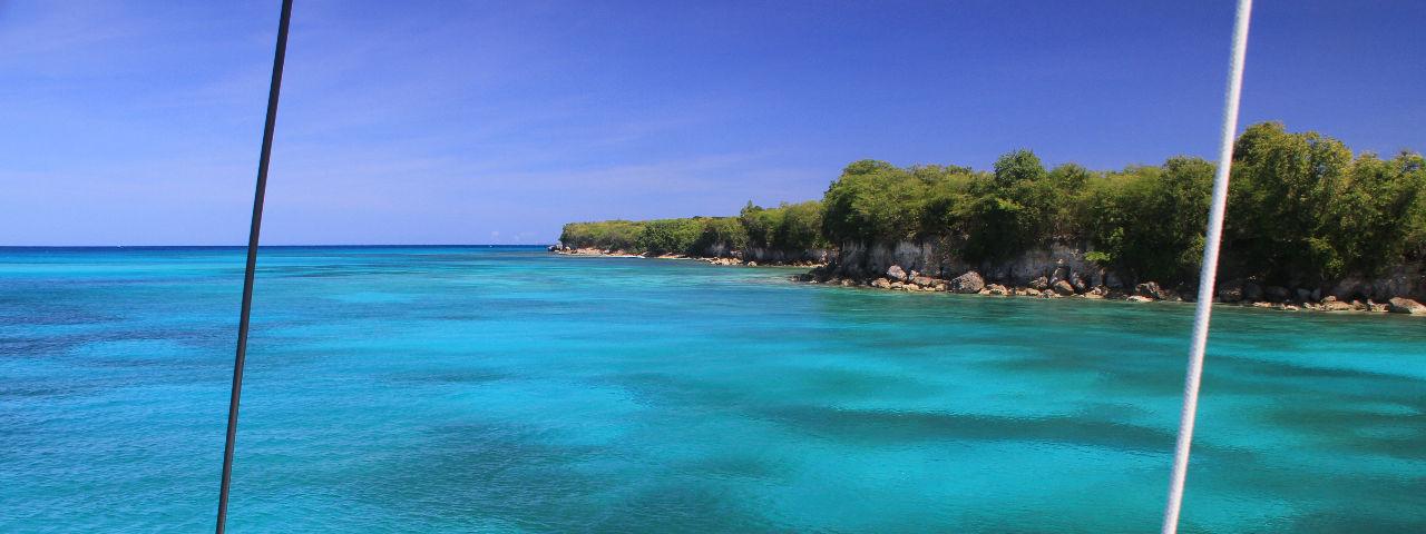 Croisière en catamaran aux Antilles par FreeSailing