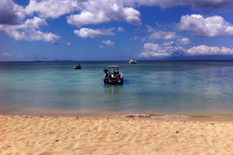 Ecole de croisière en catamaran aux Antilles