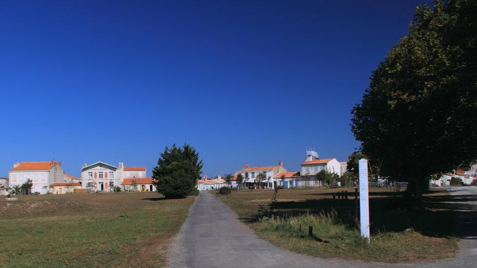 place d'Austerlitz île d'Aix