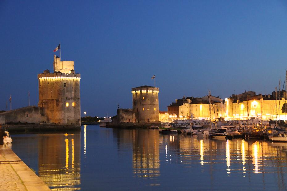 Freesailing La Rochelle