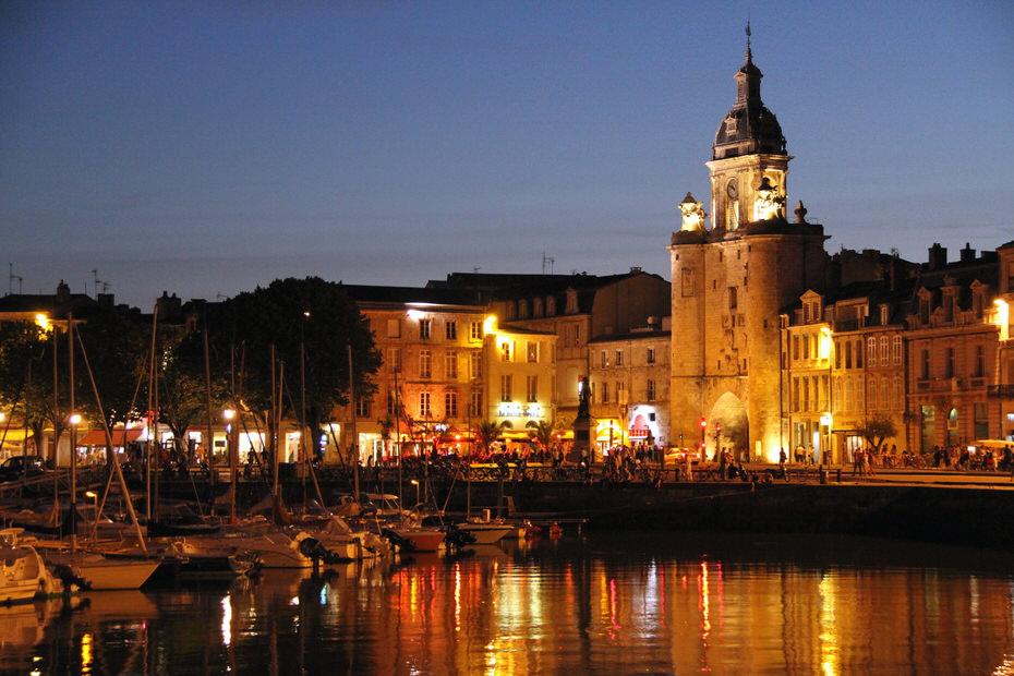 croisière voile La Rochelle