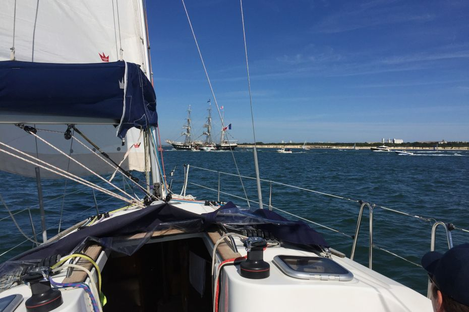week end voile la rochelle