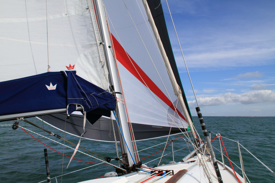 stage voile croisiere