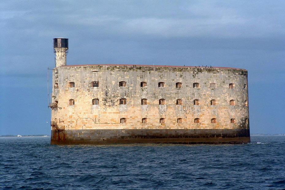Fort Boyard en voilier