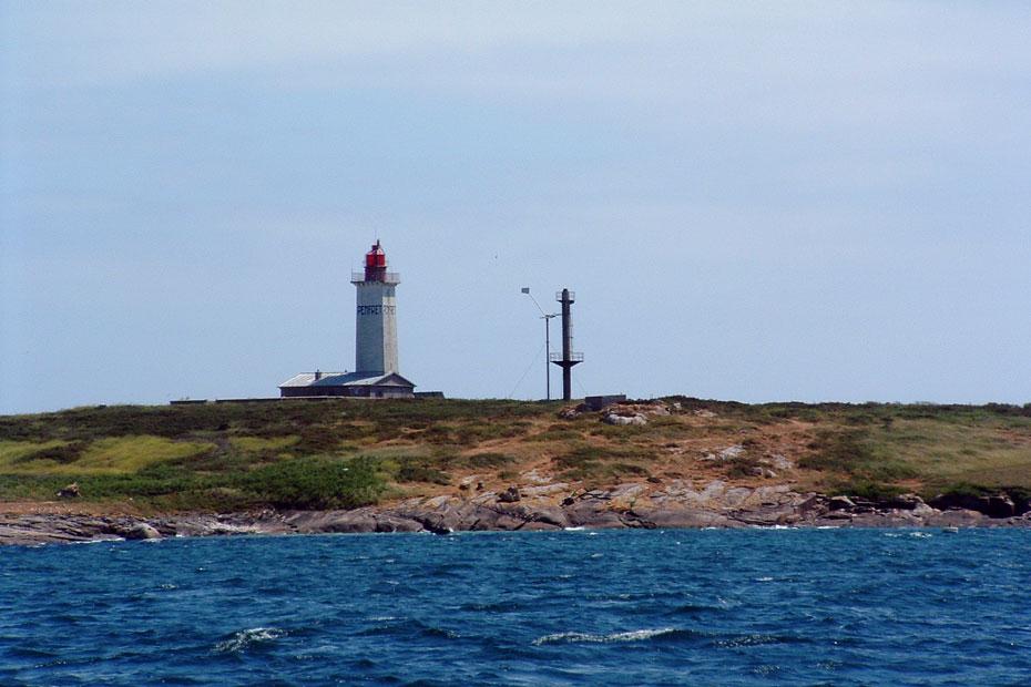 Les Glénans île de Penfret