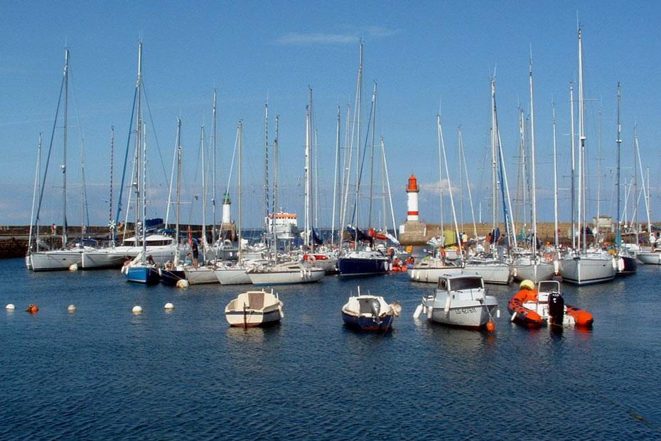 Ile de Groix Port Tudy