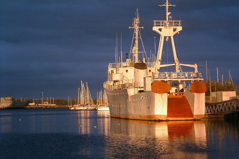 Port de Lorient ville