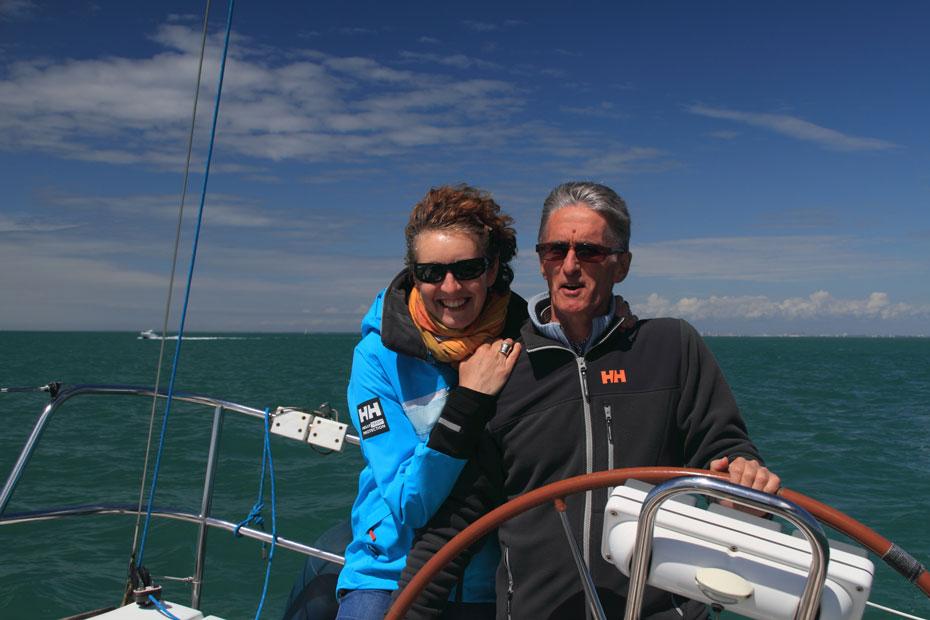 Initiez-vous à la navigation en voilier à La Rochelle avec FreeSailing